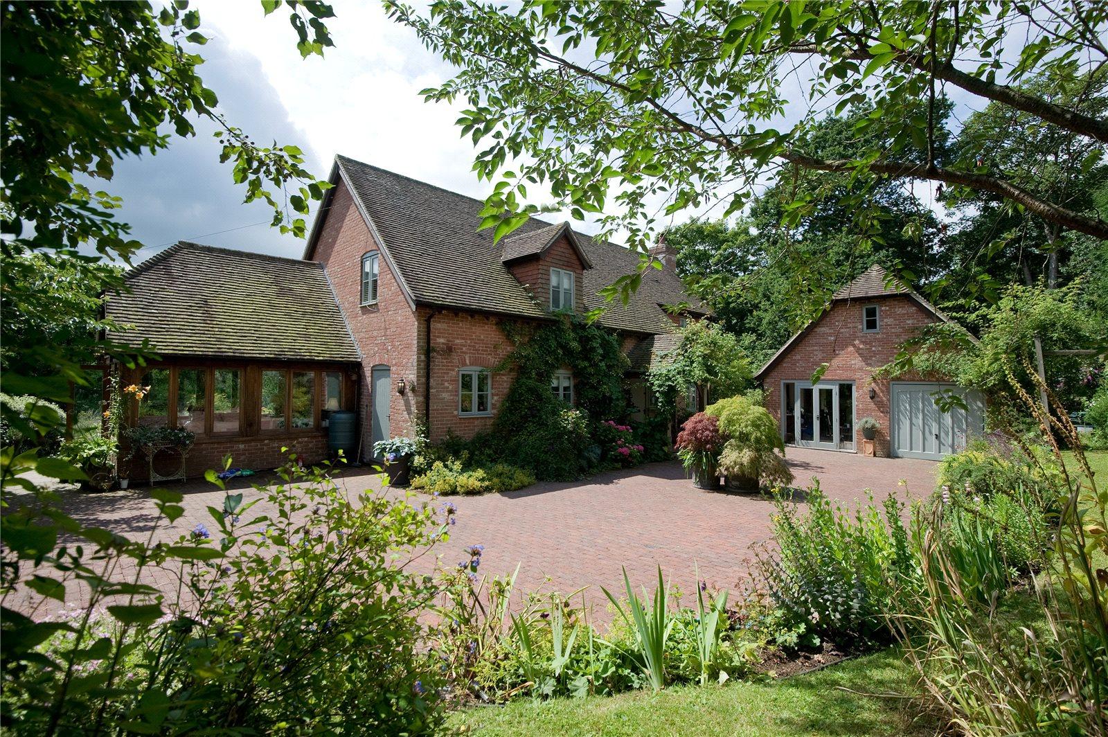 独户住宅 为 销售 在 Tottingworth Park, Broad Oak, Nr Heathfield, East Sussex, TN21 East Sussex, 英格兰