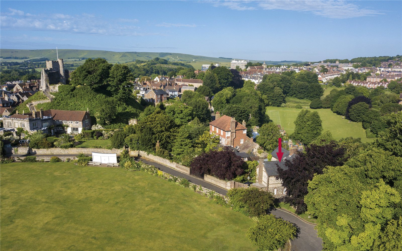Additional photo for property listing at Castle Precincts, Lewes, East Sussex, BN7 Lewes, Angleterre