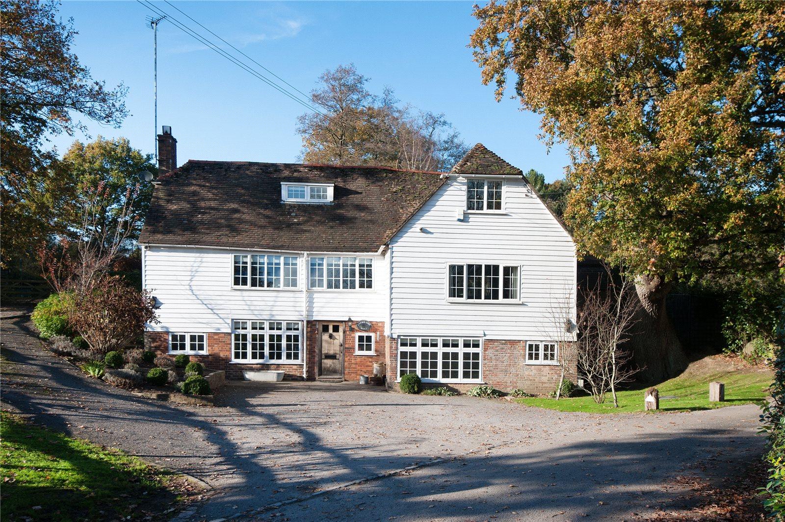 獨棟家庭住宅 為 出售 在 Monteswood Lane, Lindfield, West Sussex, RH16 Lindfield, 英格蘭