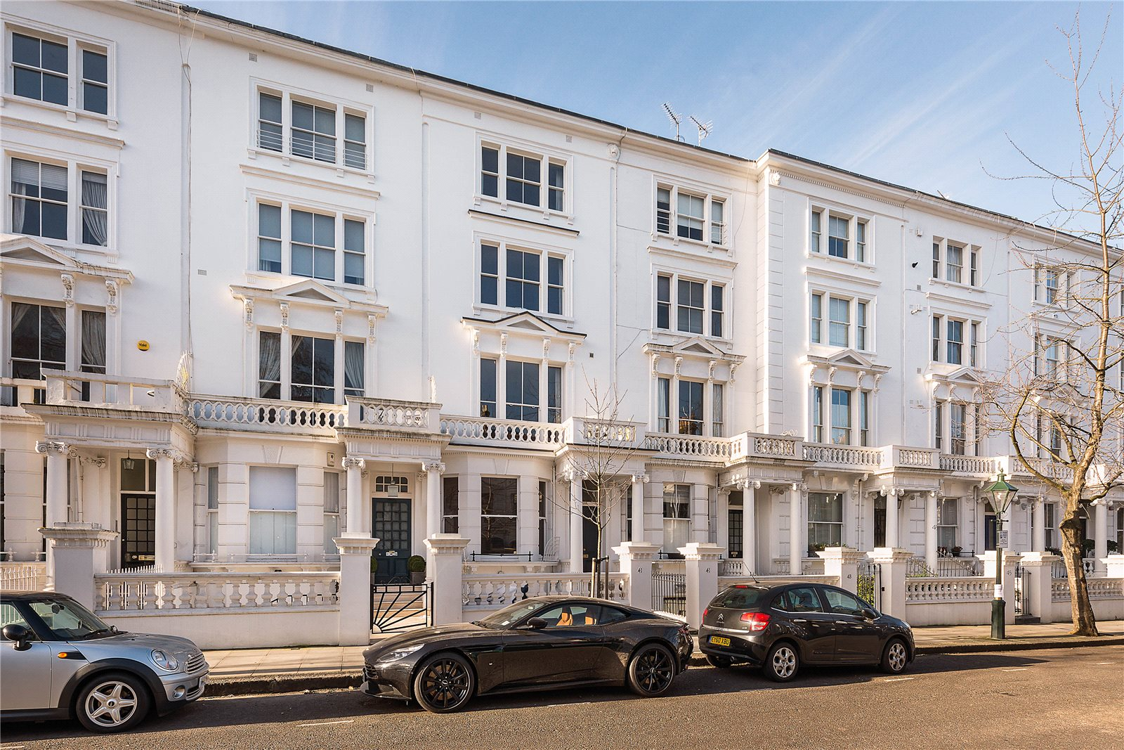 集合住宅 のために 売買 アット Palace Gardens Terrace, Kensington, London, W8 Kensington, London, イギリス