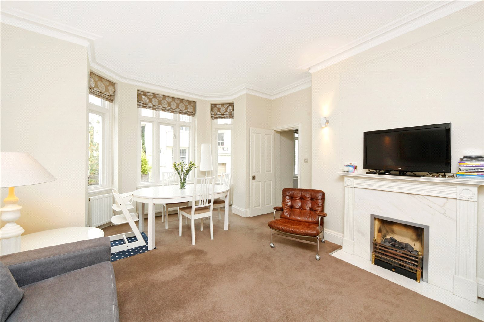Apartments / Residences for Sale at Prince Edward Mansions, Moscow Road, Bayswater, W2 Bayswater, England