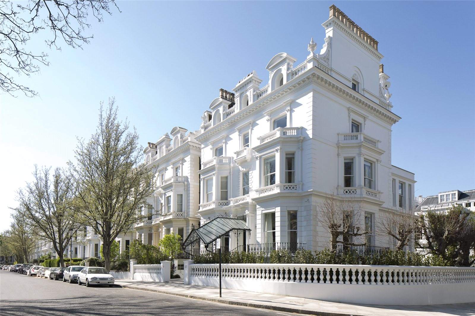 独户住宅 为 销售 在 Pembridge Square, Notting Hill, London, W2 Notting Hill, London, 英格兰