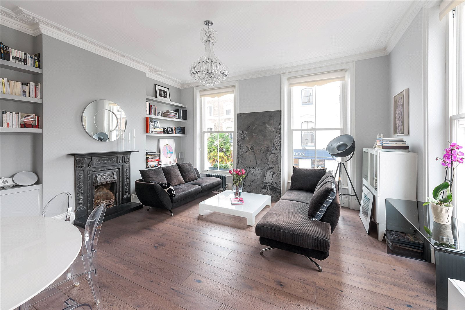 Apartamento por un Venta en Abingdon Road, Kensington, London, W8 Kensington, London, Inglaterra