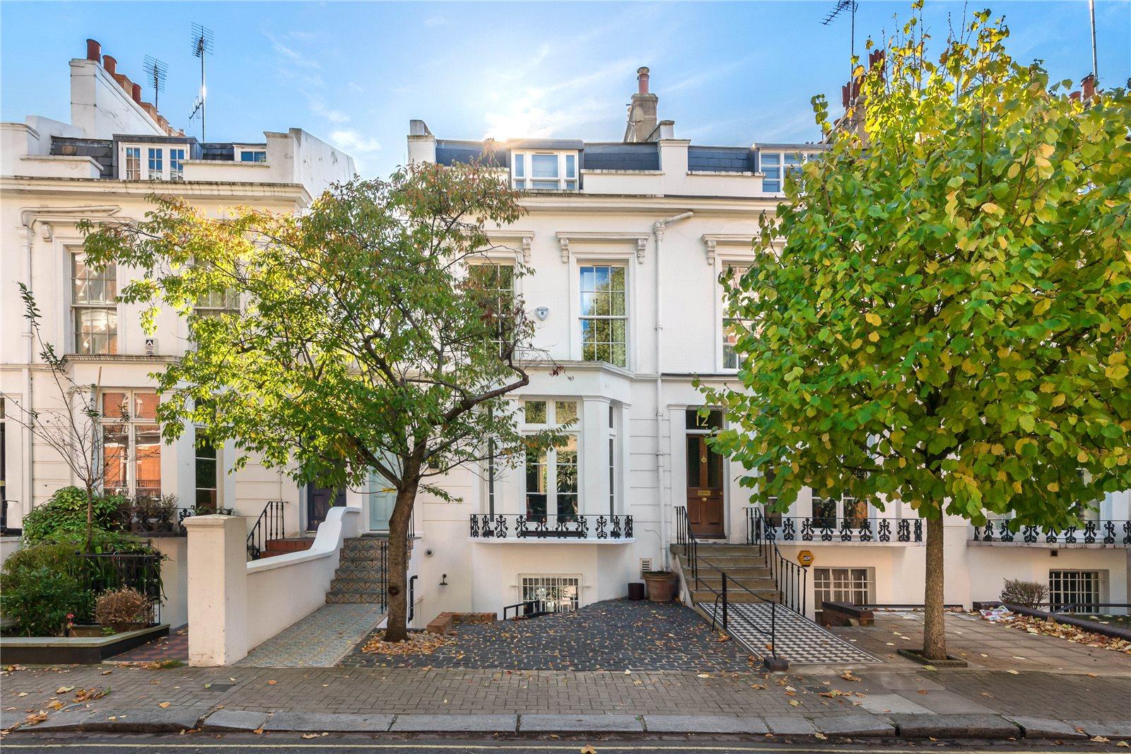 Vivienda unifamiliar por un Venta en Abingdon Villas, Kensington, London, W8 Kensington, London, Inglaterra