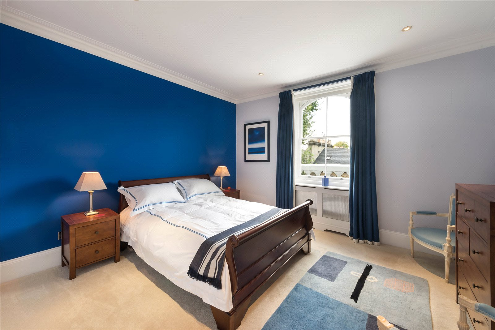 Additional photo for property listing at Stafford Terrace, Kensington, London, W8 Kensington, London, Inghilterra
