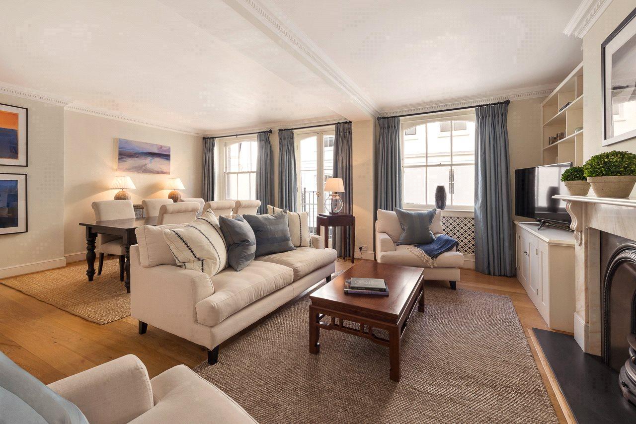 Частный дом для того Продажа на Petersham Place, South Kensington, London, SW7 South Kensington, London, Англия