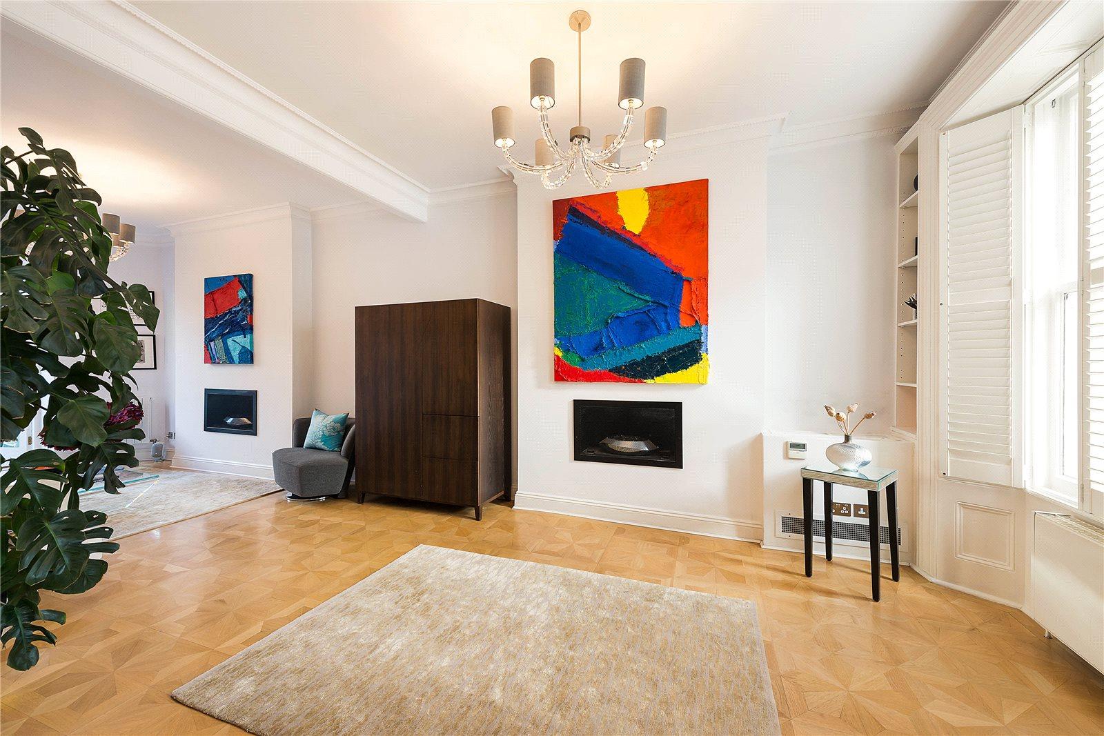 Additional photo for property listing at Eldon Road, Kensington, London, W8 Kensington, London, Inglaterra