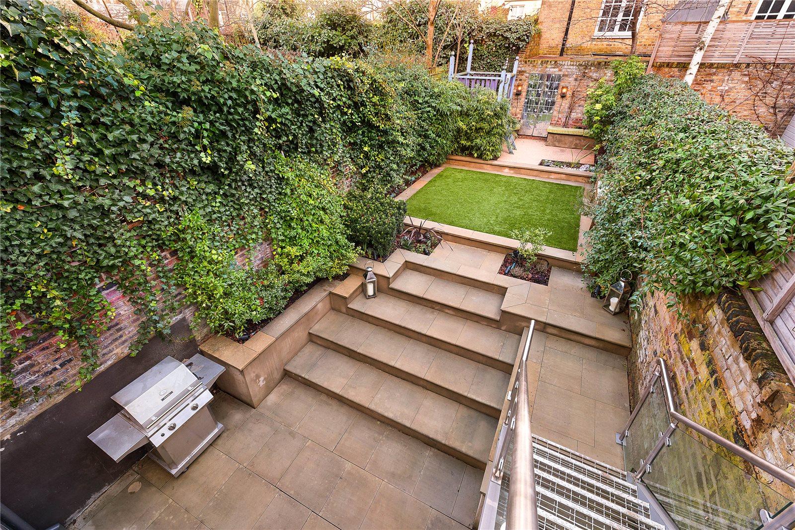 Casa para uma família para Venda às Eldon Road, Kensington, London, W8 Kensington, London, Inglaterra