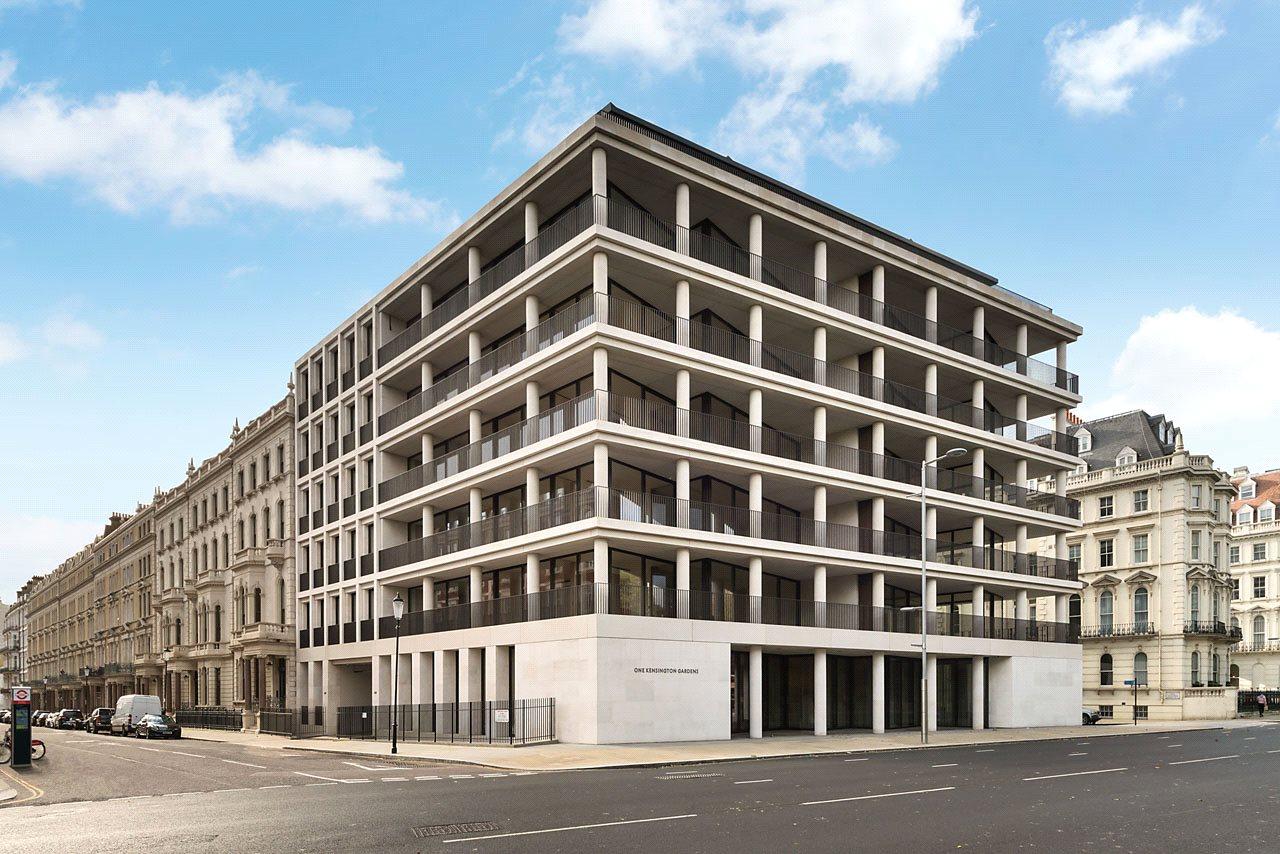 公寓 为 销售 在 One Kensington Gardens, 60, 18 De Vere Gardens, London, W8 London, 英格兰