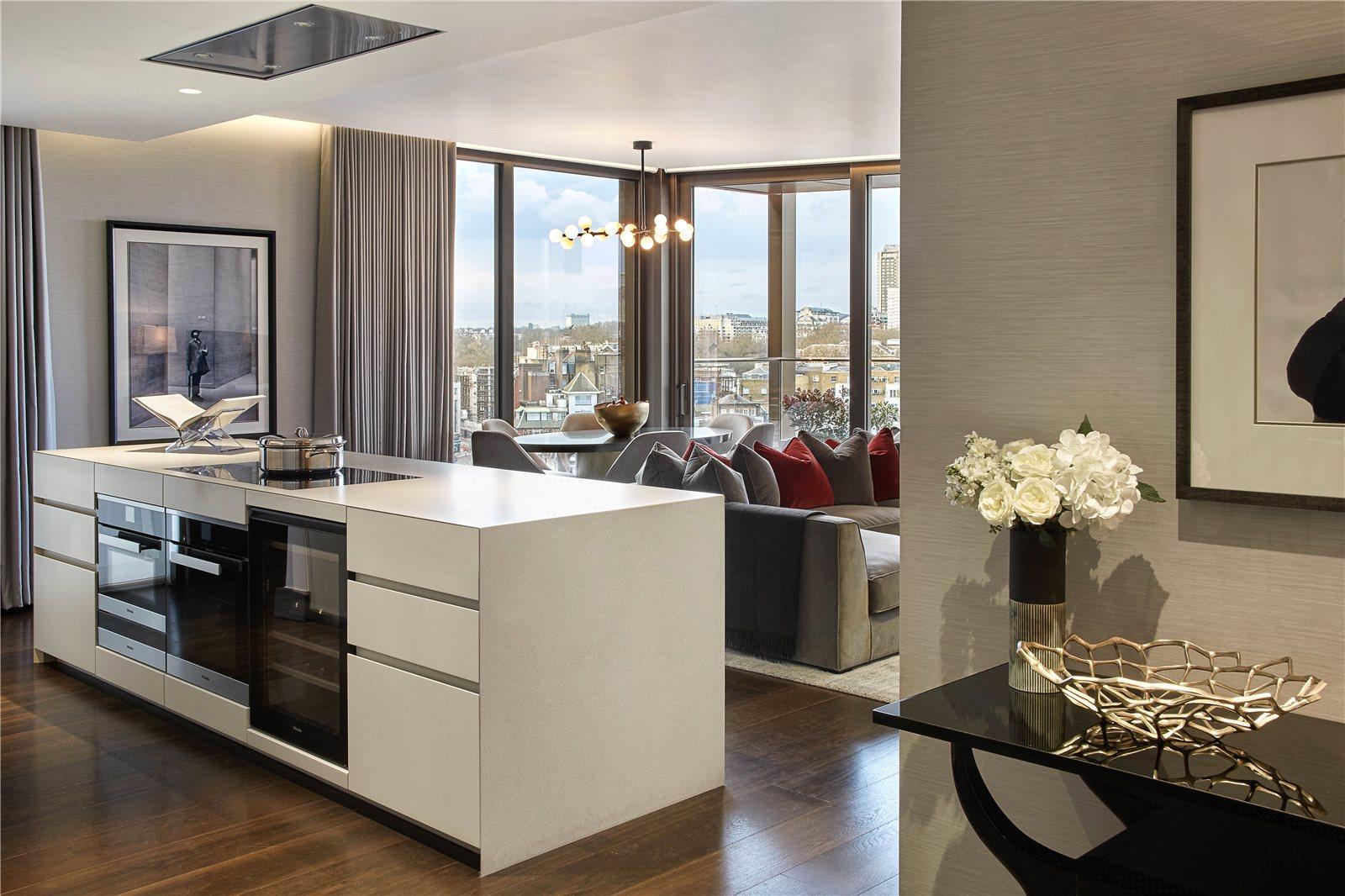 公寓 为 销售 在 Kings Gate, London, SW1E London, 英格兰
