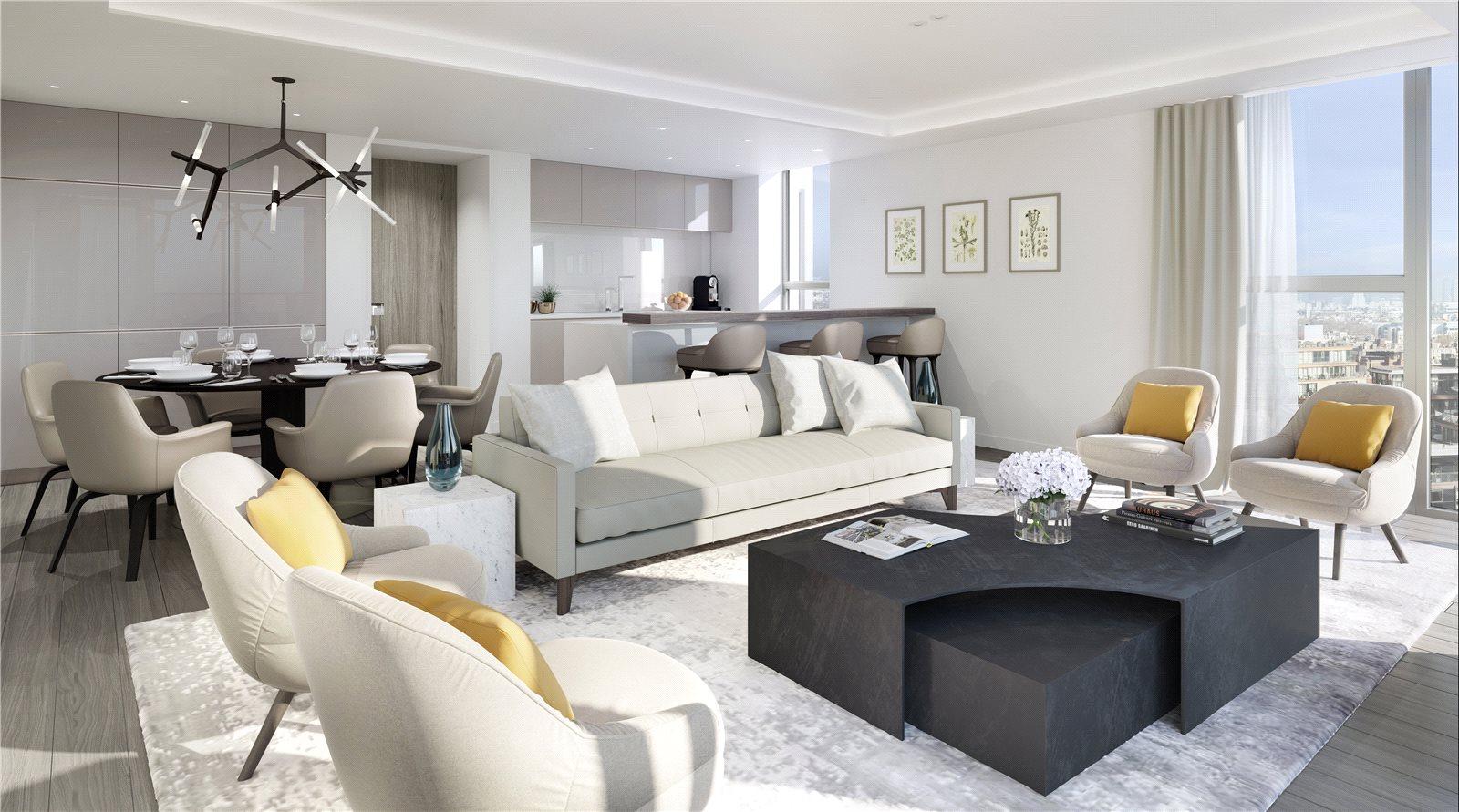 Additional photo for property listing at Paddington Gardens, North Wharf Road, London, W2 London, 英格蘭