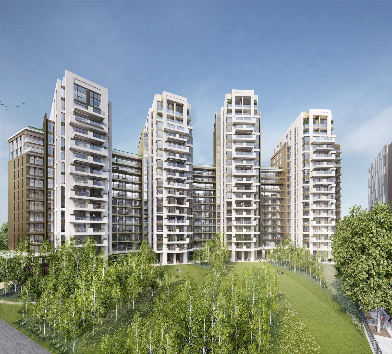 Additional photo for property listing at Paddington Gardens, North Wharf Road, London W2, W2 Engeland