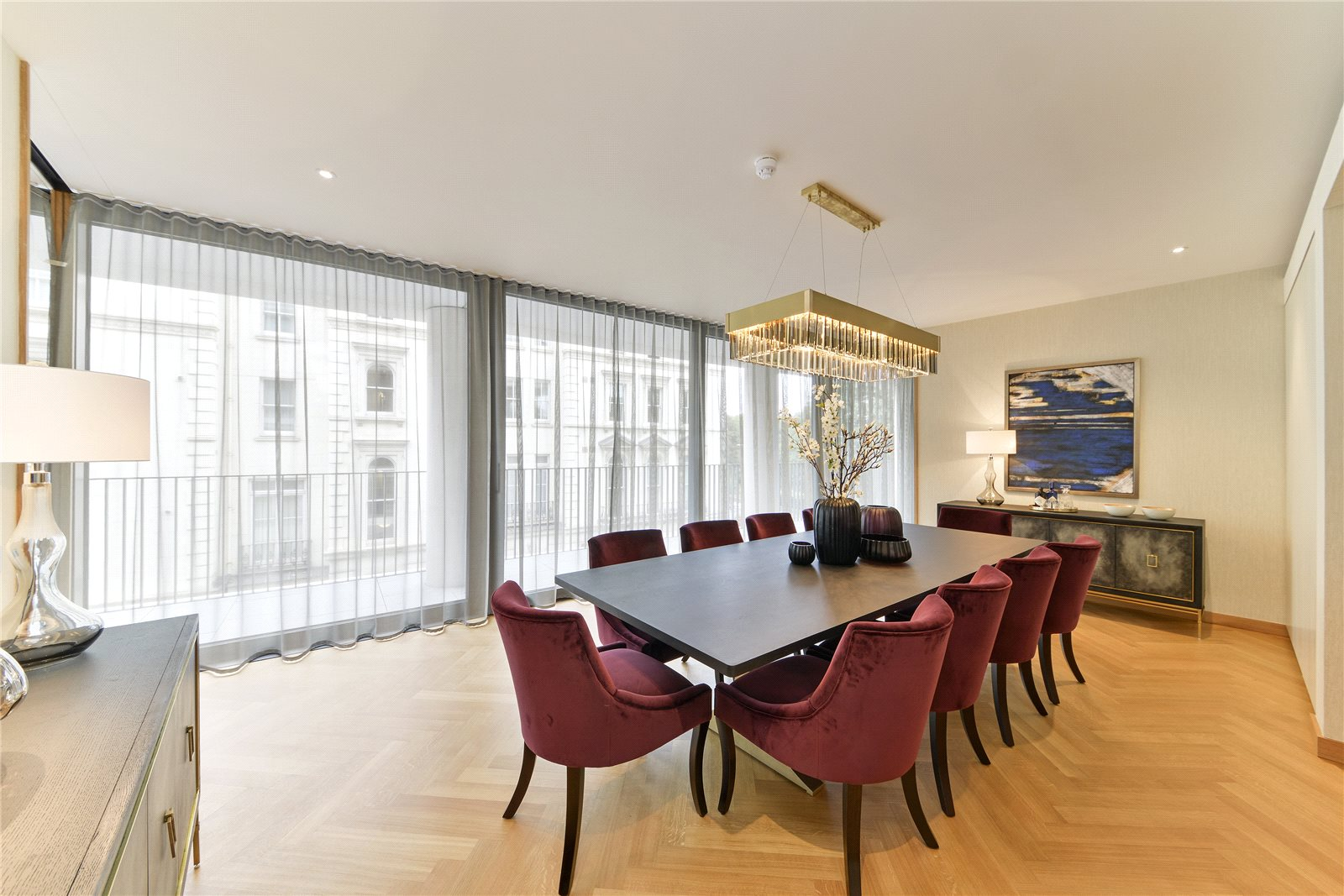 Additional photo for property listing at One Kensington Gardens, Kensington Road, London W8, W8 England