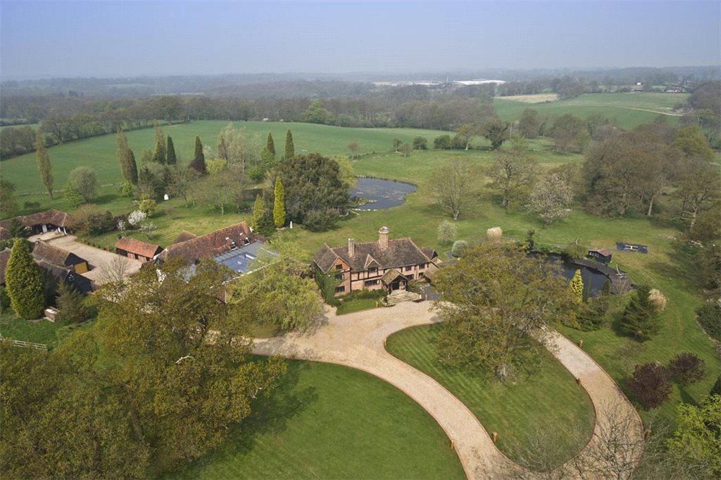 Apartments / Residences for Sale at Okewood Hill, Nr Cranleigh, Surrey, RH5 Surrey, England