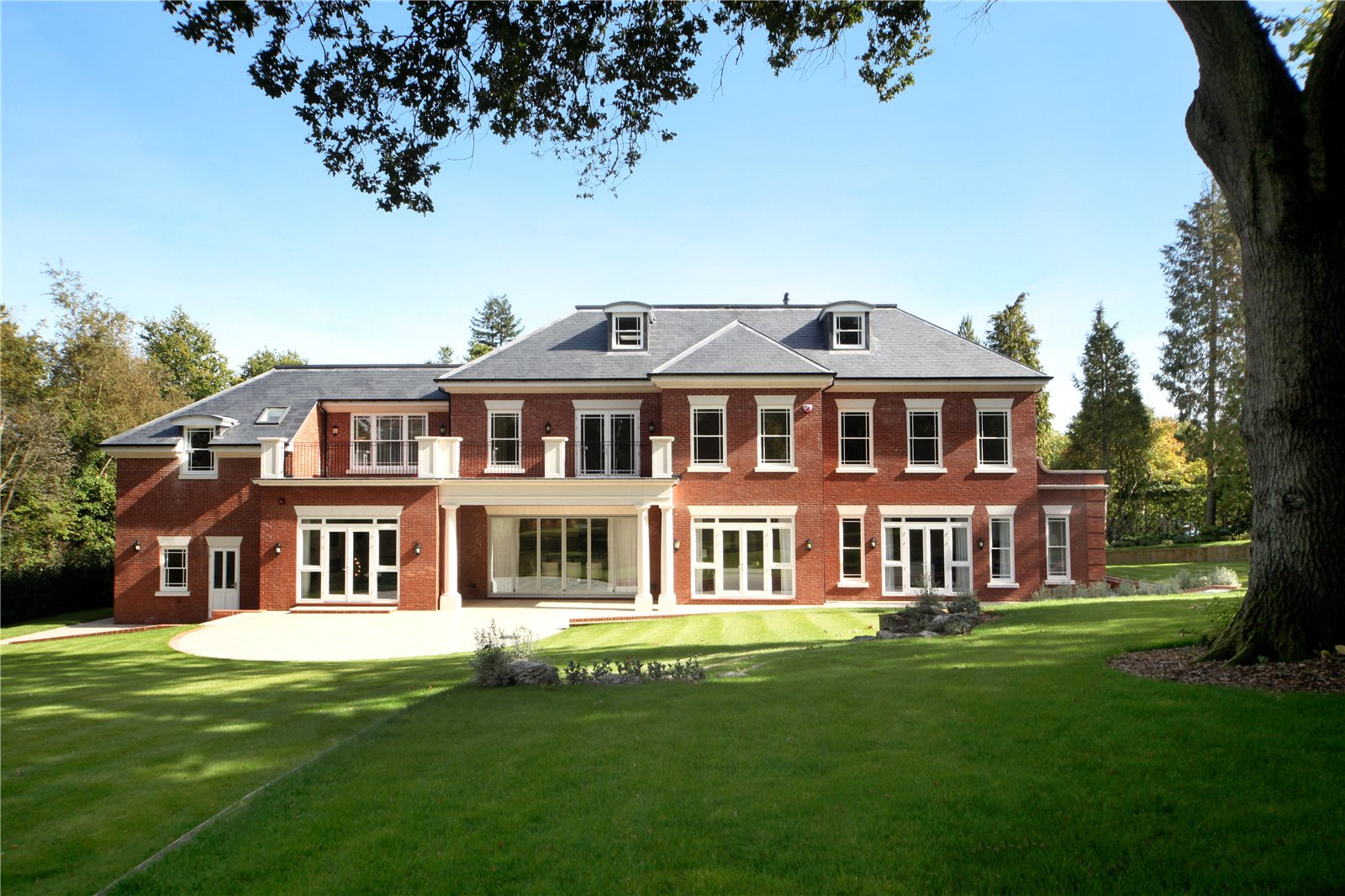 Single Family Home For Sale At Titlarks Hill, Sunningdale, Berkshire, SL5  Sunningdale,