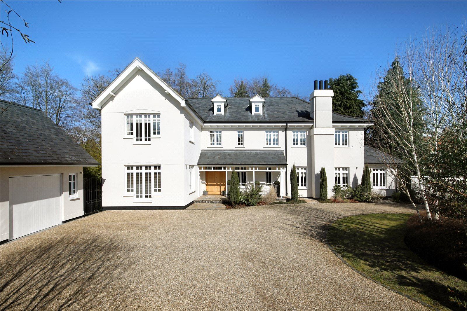 단독 가정 주택 용 매매 에 Kier Park, Ascot, Berkshire, SL5 Ascot, 영국