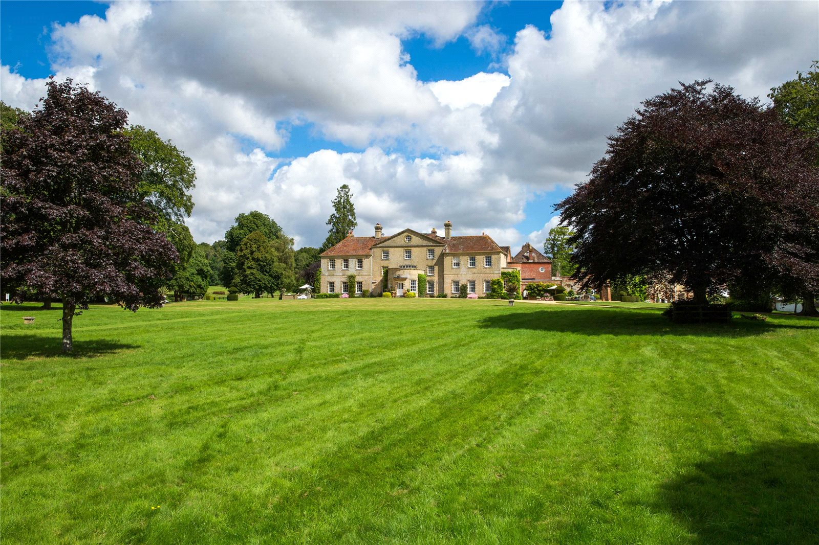 獨棟家庭住宅 為 出售 在 Chute Standen, Andover, Hampshire, SP11 Andover, 英格蘭