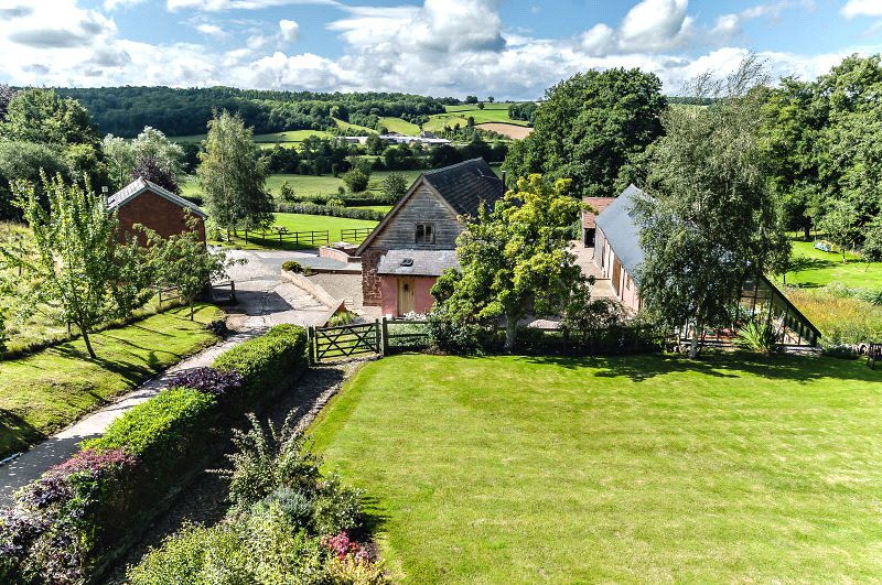 Additional photo for property listing at Abbey Dore, Herefordshire, HR2 Wales