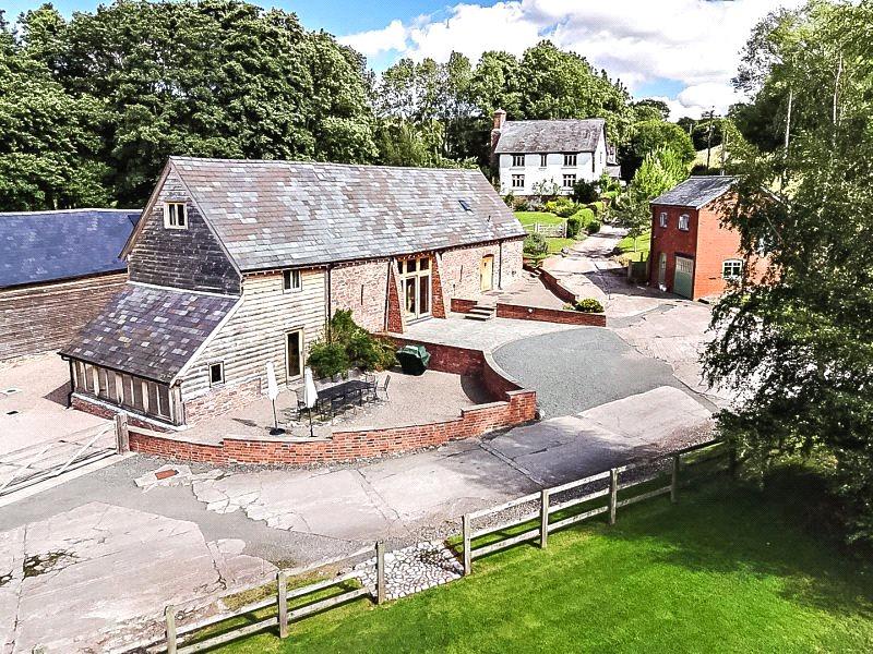Casa para uma família para Venda às Abbey Dore, Herefordshire, HR2 Wales