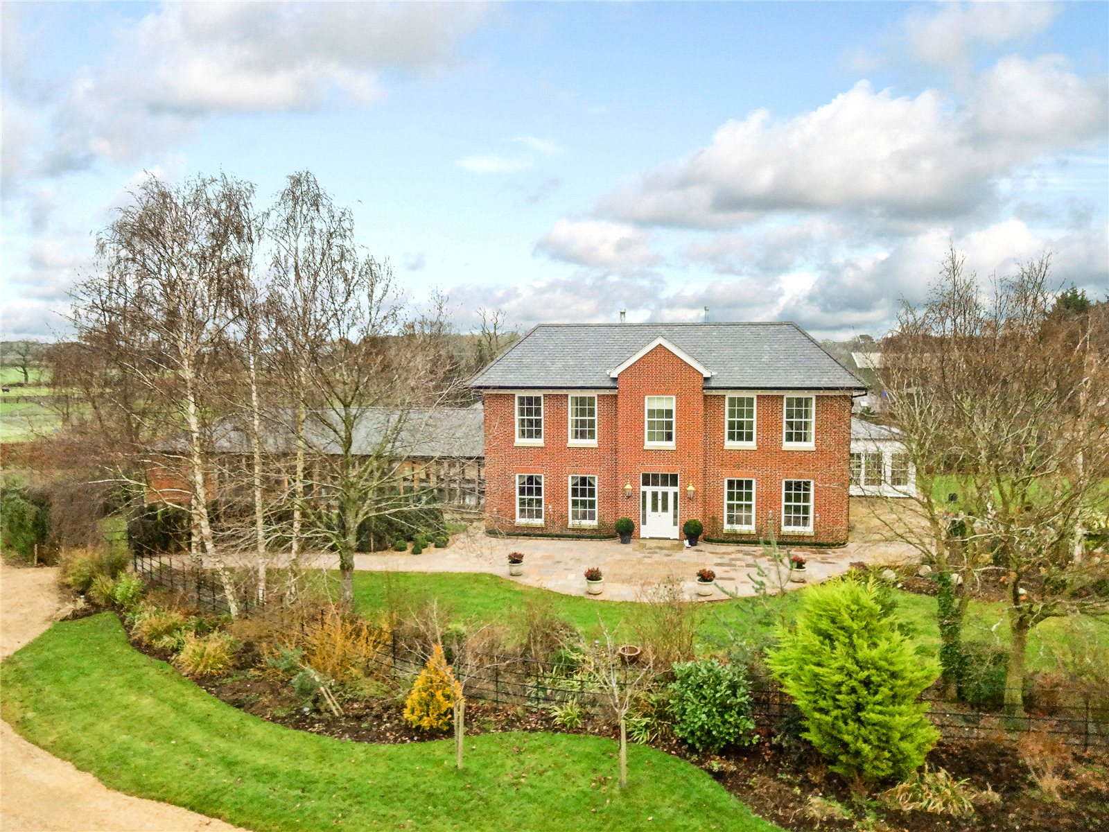 Apartments / Residences for Sale at Hothorpe, Theddingworth, Lutterworth, Leicestershire, LE17 Lutterworth, England