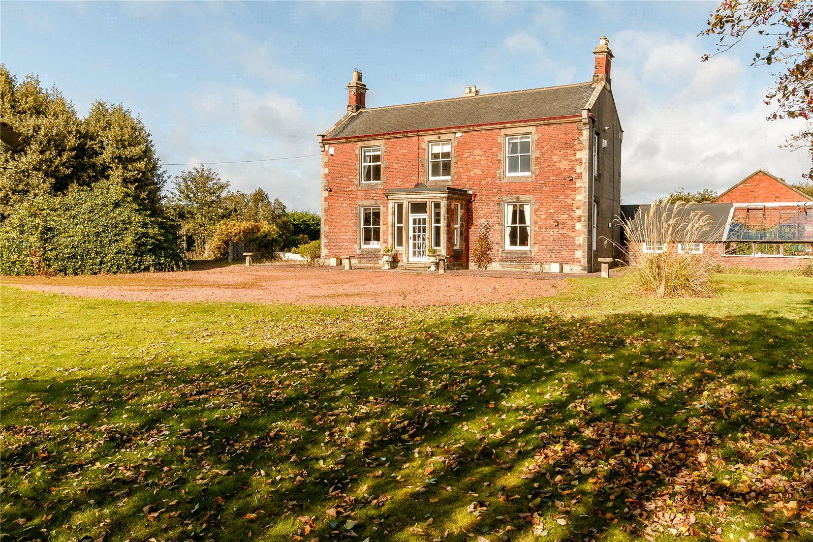 Maison unifamiliale pour l Vente à Morpeth, Northumberland, NE61 Morpeth, Angleterre