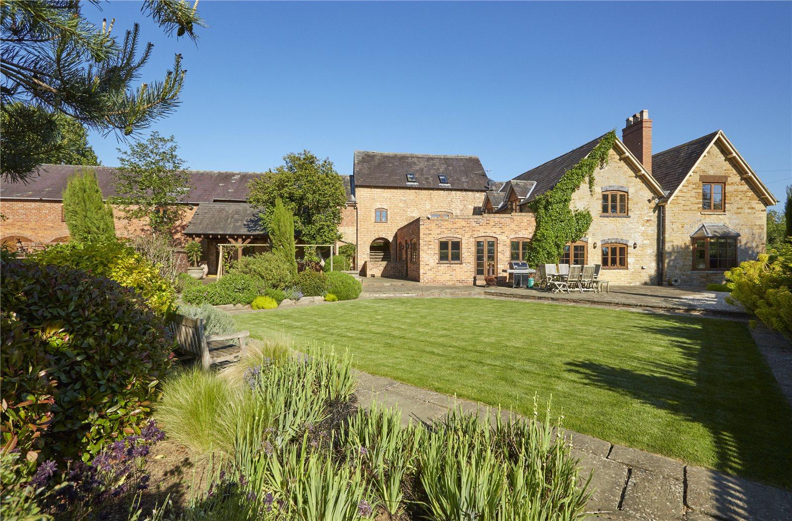 独户住宅 为 销售 在 Cherington, Shipston-on-Stour, Warwickshire, CV36 Shipston On Stour, 英格兰