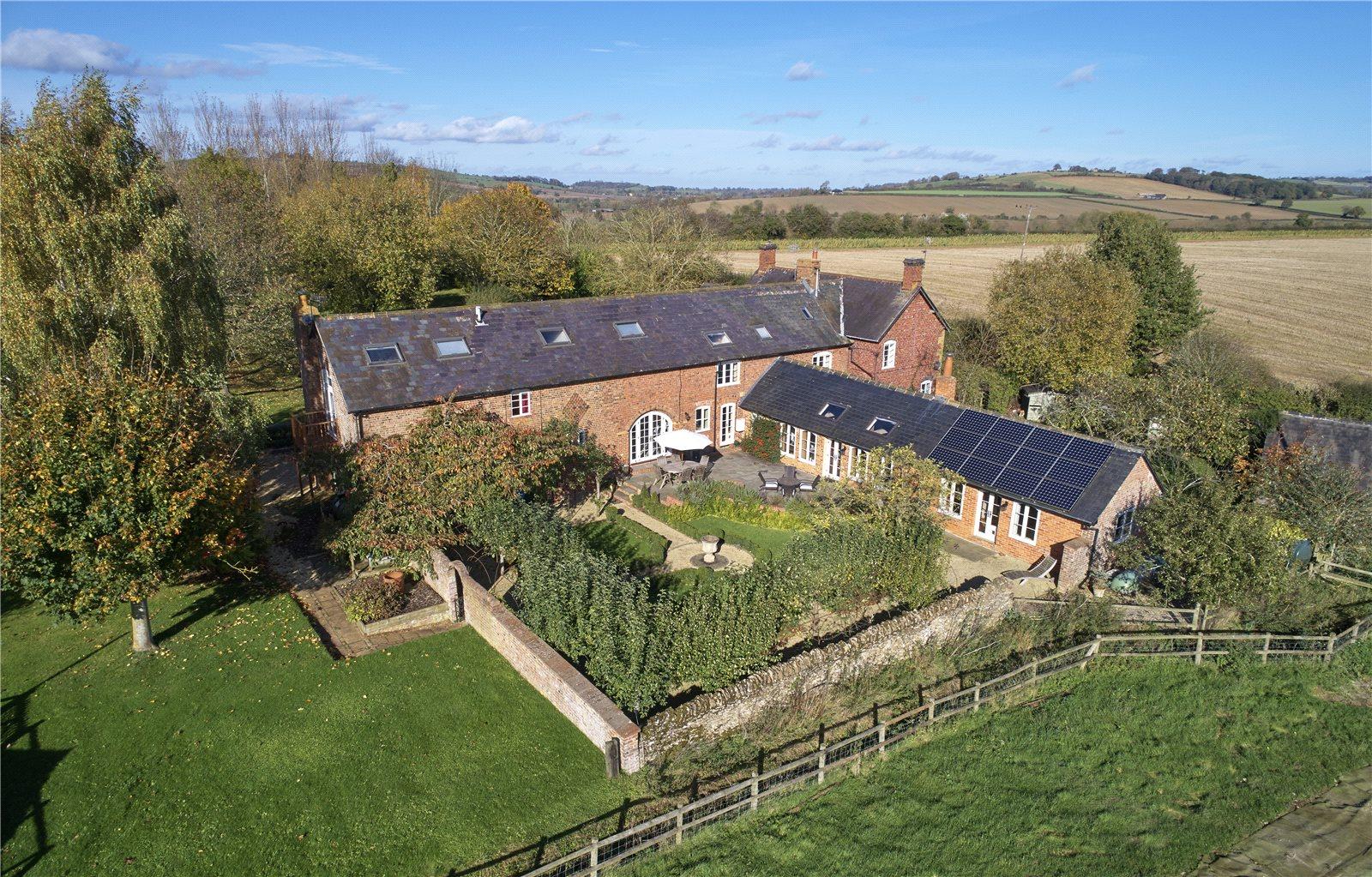 独户住宅 为 销售 在 Stourton, Shipston-on-Stour, Warwickshire, CV36 Shipston On Stour, 英格兰