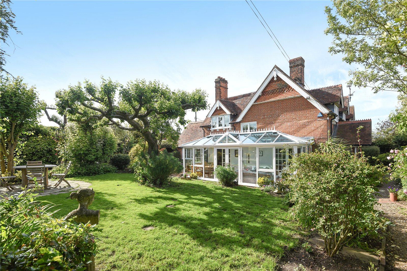 단독 가정 주택 용 매매 에 Beedon Hill, Beedon, Newbury, Berkshire, RG20 Newbury, 영국