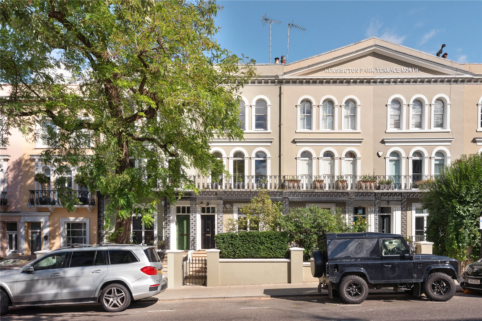 Частный дом для того Продажа на Kensington Park Road, Notting Hill, London, W11 Notting Hill, London, Англия