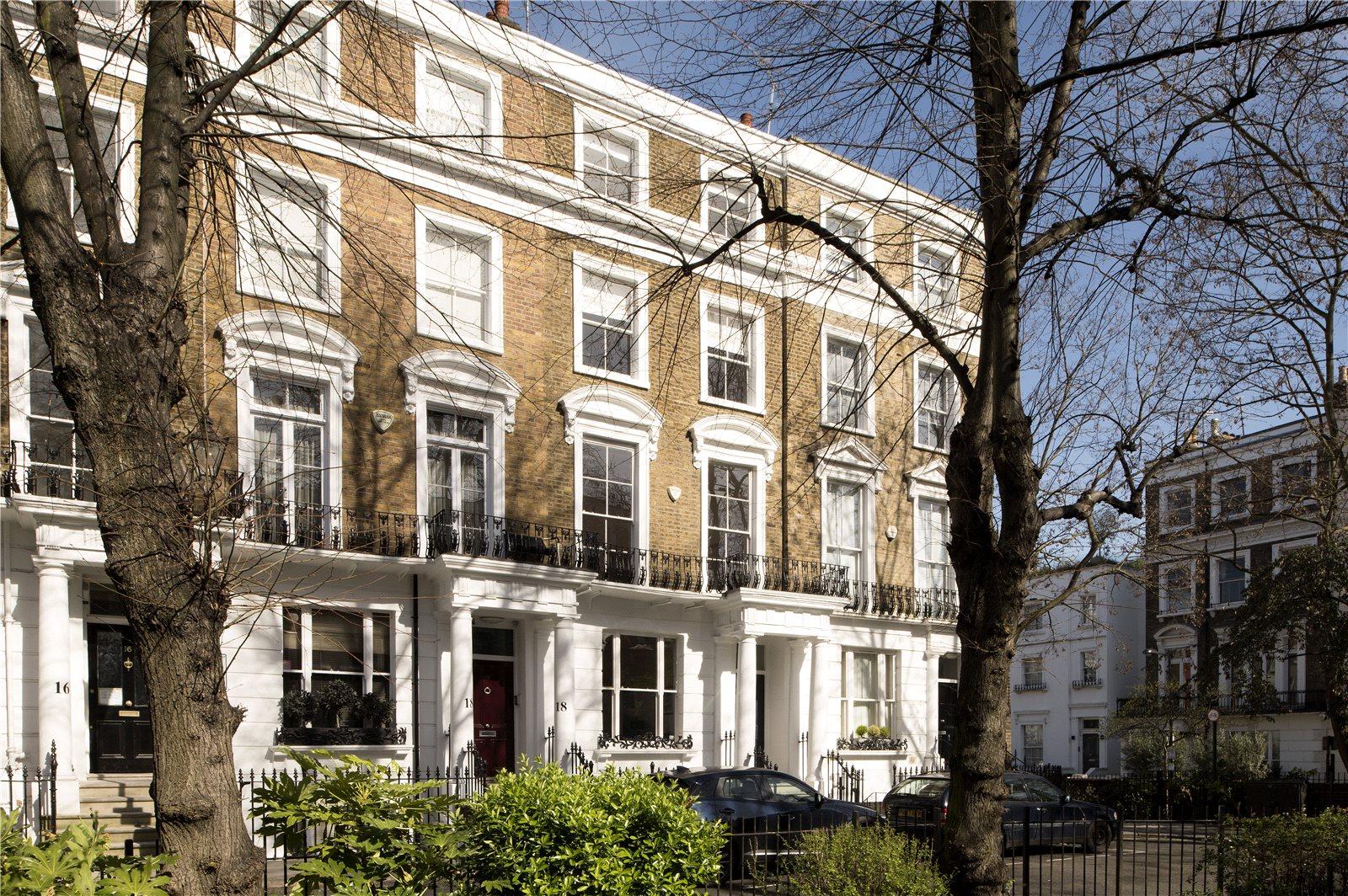 Moradia para Venda às Kildare Gardens, Notting Hill, London, W2 Notting Hill, London, Inglaterra
