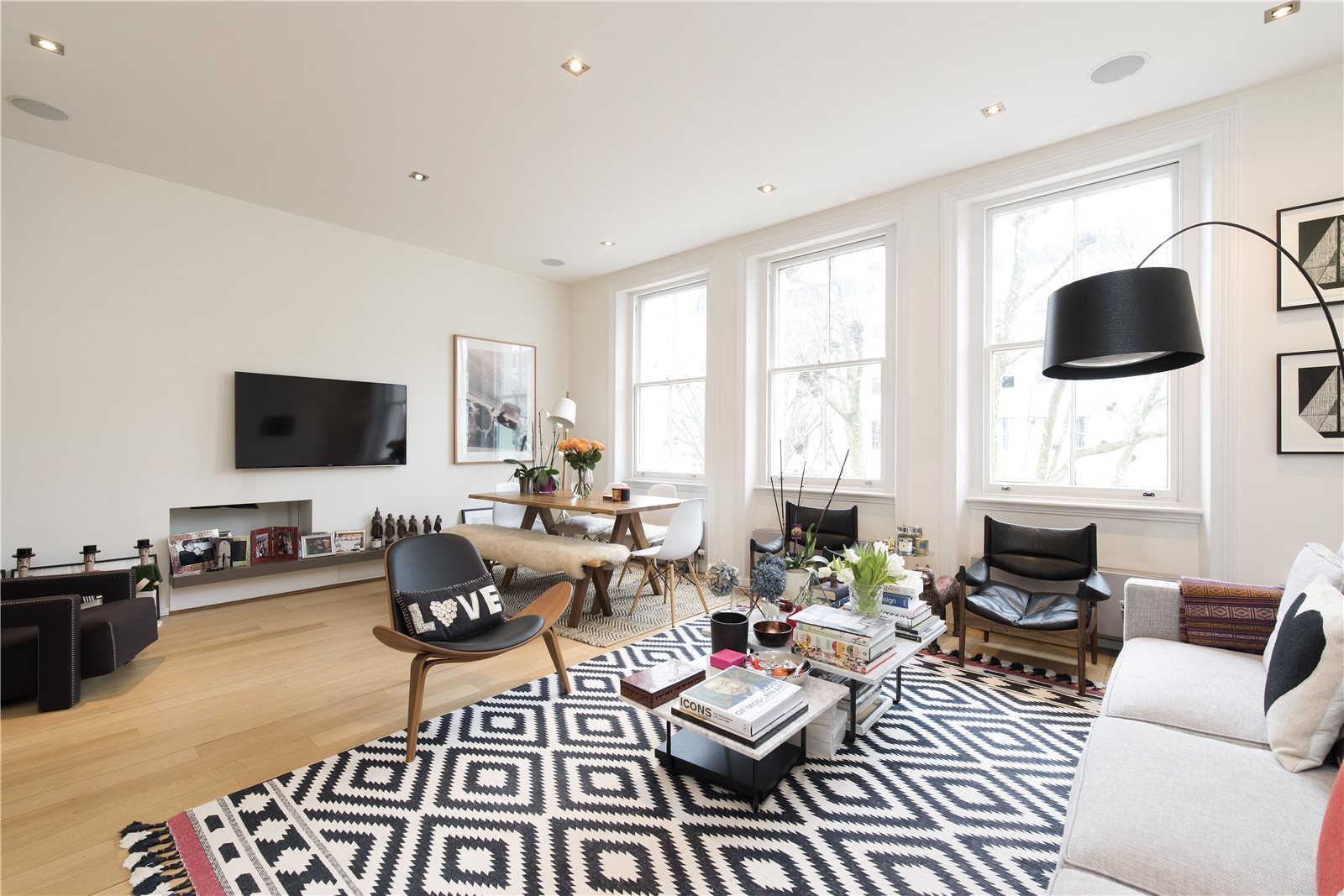 Inverness Terrace, Bayswater, London, W2 Bayswater, London, England