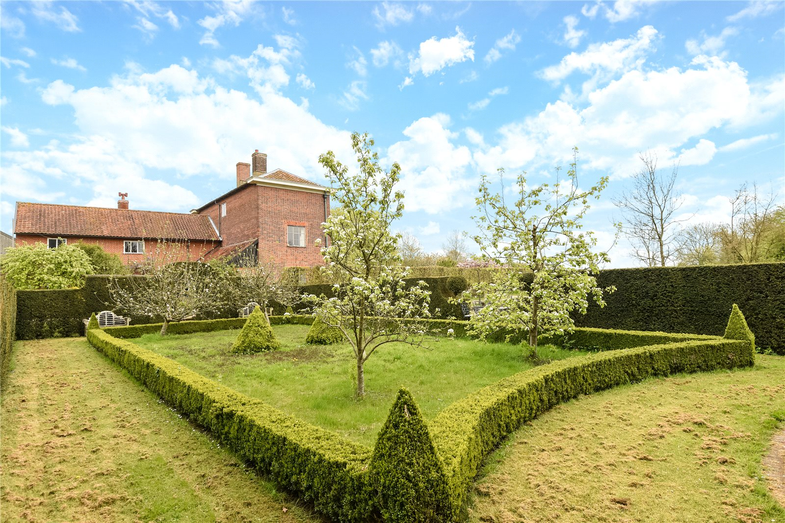 Additional photo for property listing at Red Hall Lane, Southburgh, Near Hingham, Norfolk, IP25 Norfolk, Angleterre
