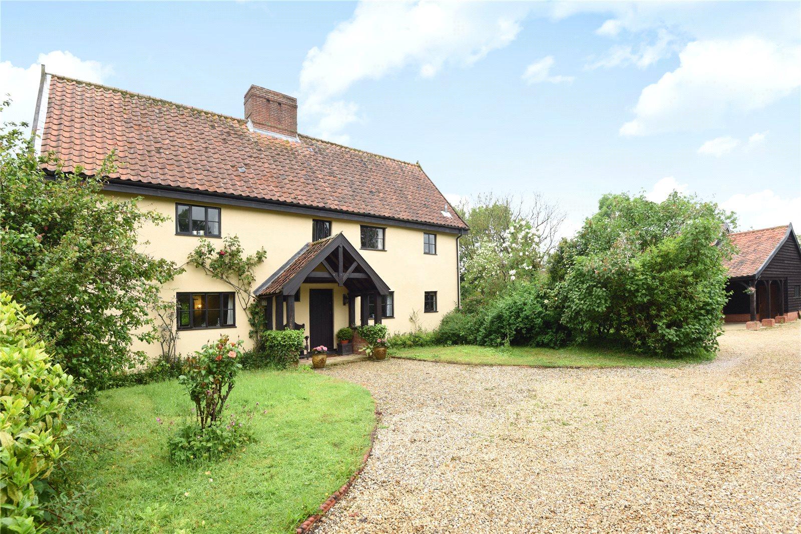 Μονοκατοικία για την Πώληση στο The Green, Saxlingham Nethergate, Norfolk, NR15 Saxlingham Nethergate, Αγγλια
