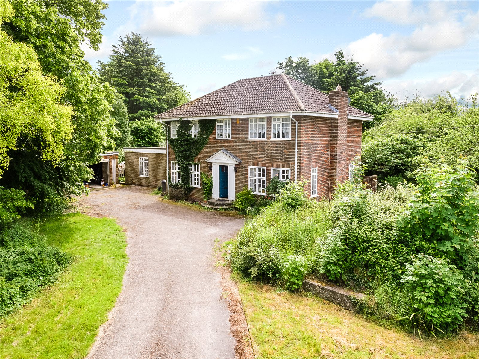 Villa per Vendita alle ore Wingate Lane, Long Sutton, Hook, Hampshire, RG29 Hook, Inghilterra
