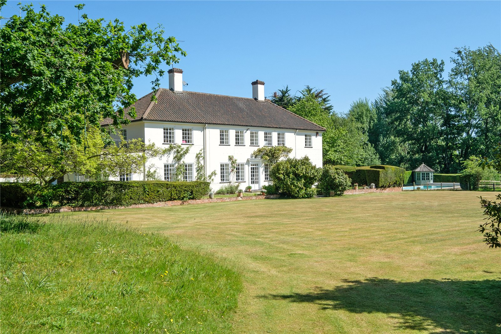 Villa per Vendita alle ore Spratts Hatch Lane, Winchfield, Hook, Hampshire, RG27 Hook, Inghilterra