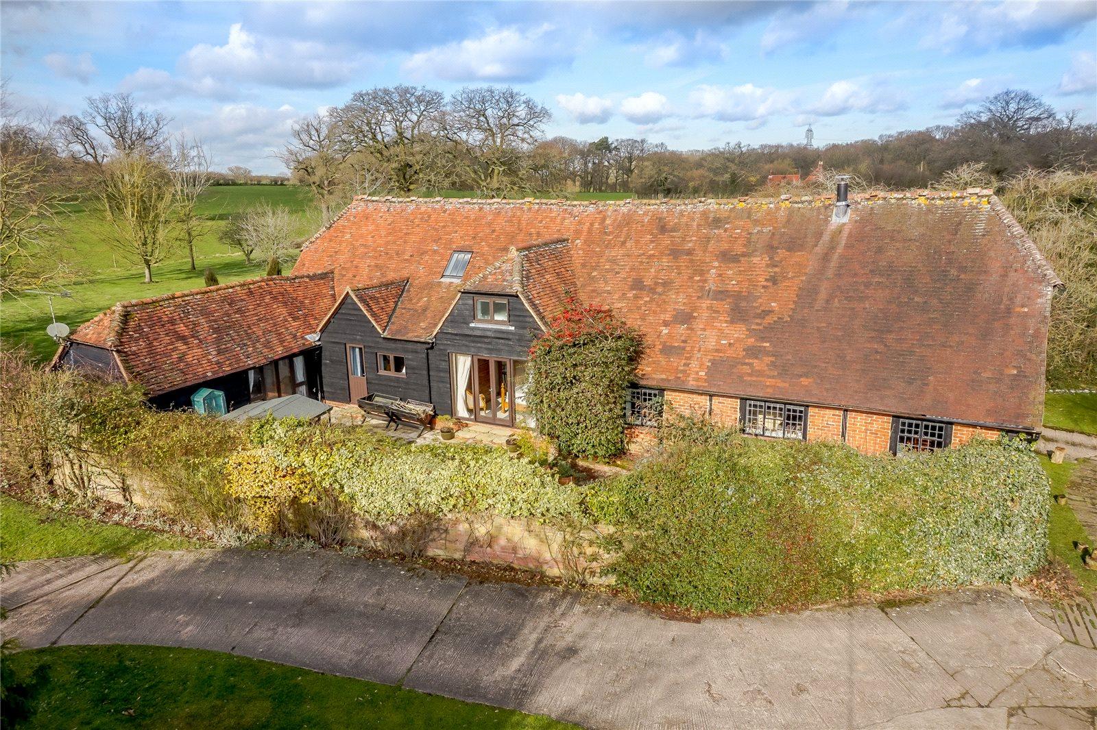 Einfamilienhaus für Verkauf beim Wedmans Lane, Rotherwick, Hook, Hampshire, RG27 Hook, England