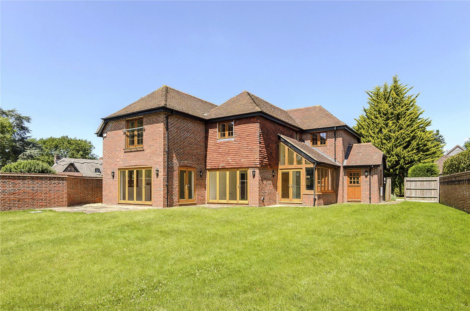 Einfamilienhaus für Verkauf beim Pilcot Hill, Dogmersfield, Hook, Hampshire, RG27 Hook, England