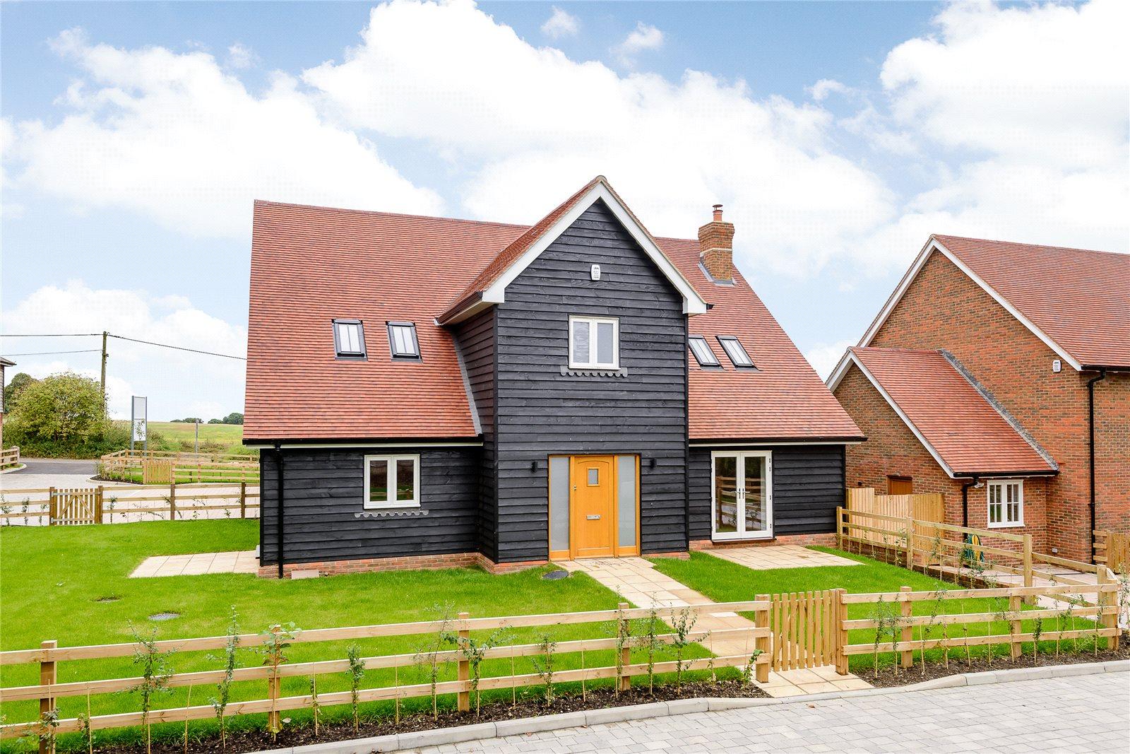 Casa Unifamiliar por un Venta en Wood Hill Lane, Long Sutton, Hook, Hampshire, RG29 Hook, Inglaterra