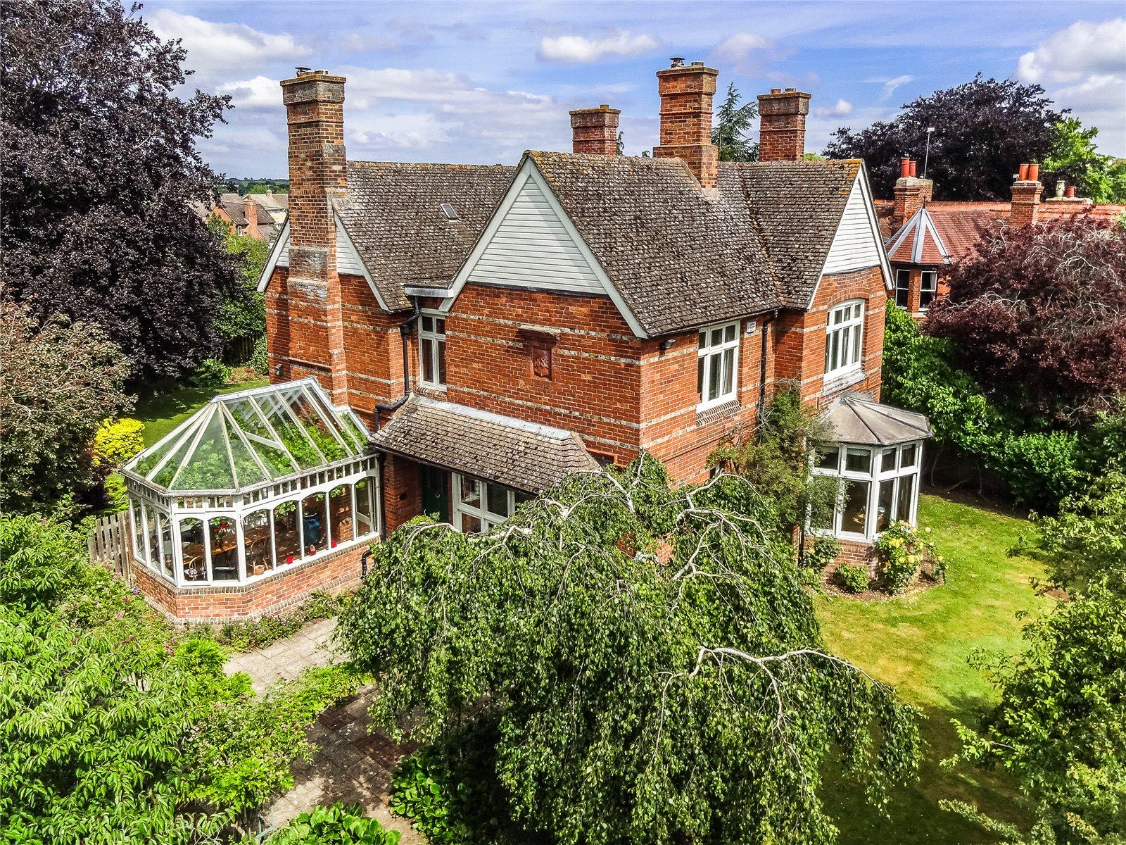 Vivienda unifamiliar por un Venta en Park Crescent, Abingdon, Oxfordshire, OX14 Abingdon, Inglaterra