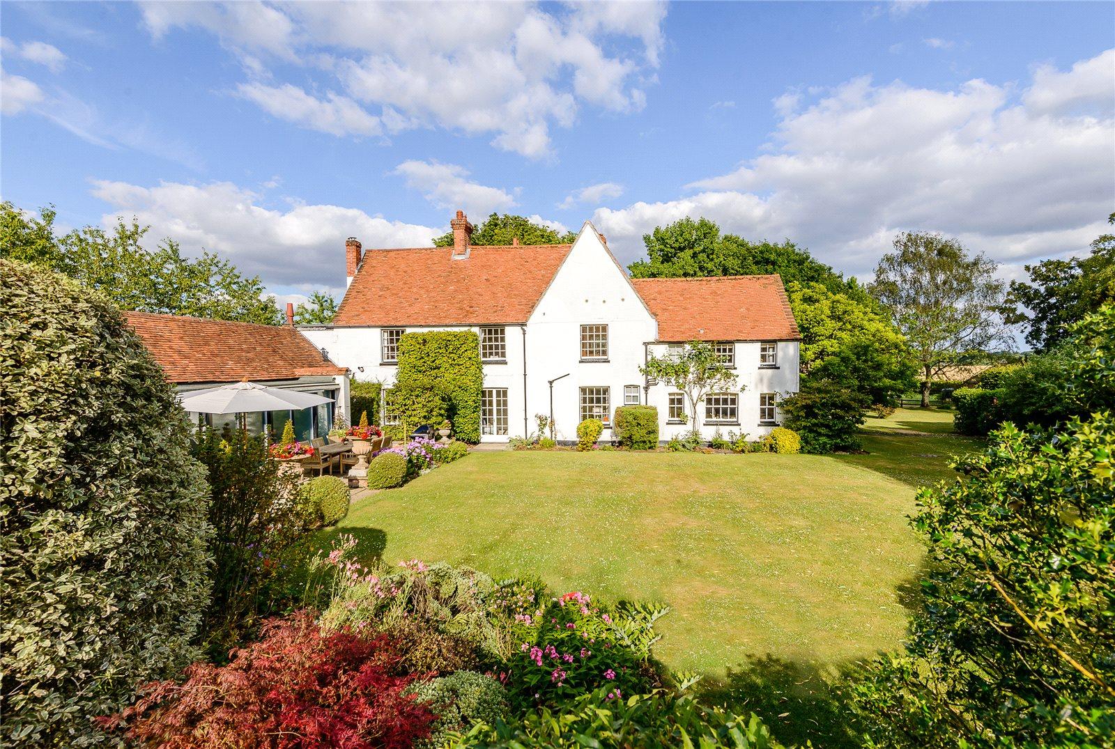 단독 가정 주택 용 매매 에 Long Lane, Shaw, Newbury, Berkshire, RG14 Newbury, 영국