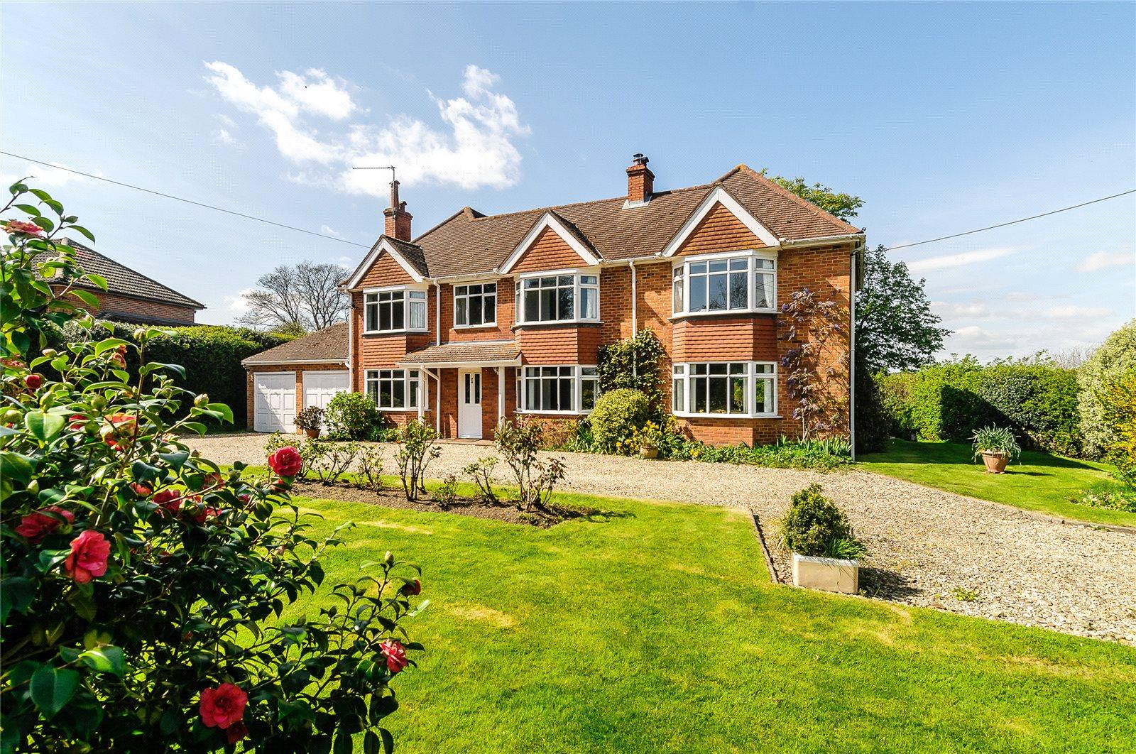 Maison unifamiliale pour l Vente à Hopgoods Green, Bucklebury, Reading, RG7 Reading, Angleterre