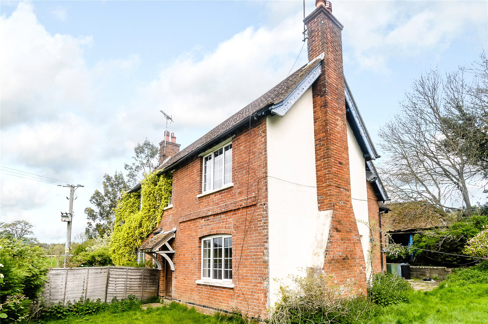 Additional photo for property listing at 1 & 2 Coxlands Cottages, Burnt Hill Road, Stanford Dingley, Reading, RG7 Reading, 英格蘭