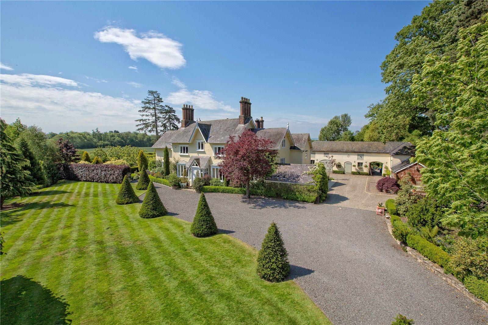 Casa para uma família para Venda às Leaton, Bomere Heath, Shrewsbury, SY4 Wales