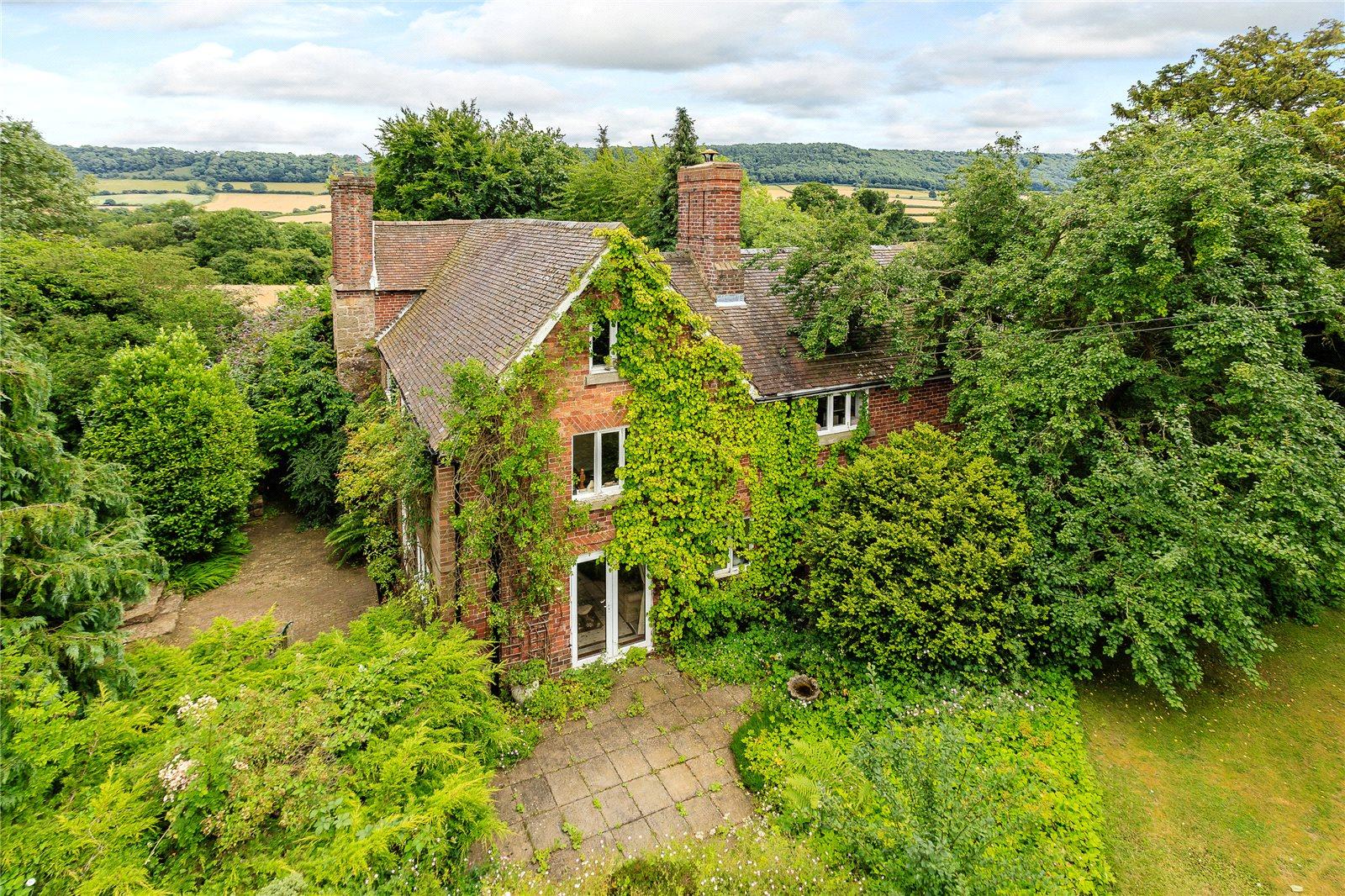 Einfamilienhaus für Verkauf beim Harley, Shrewsbury, SY5 Wales