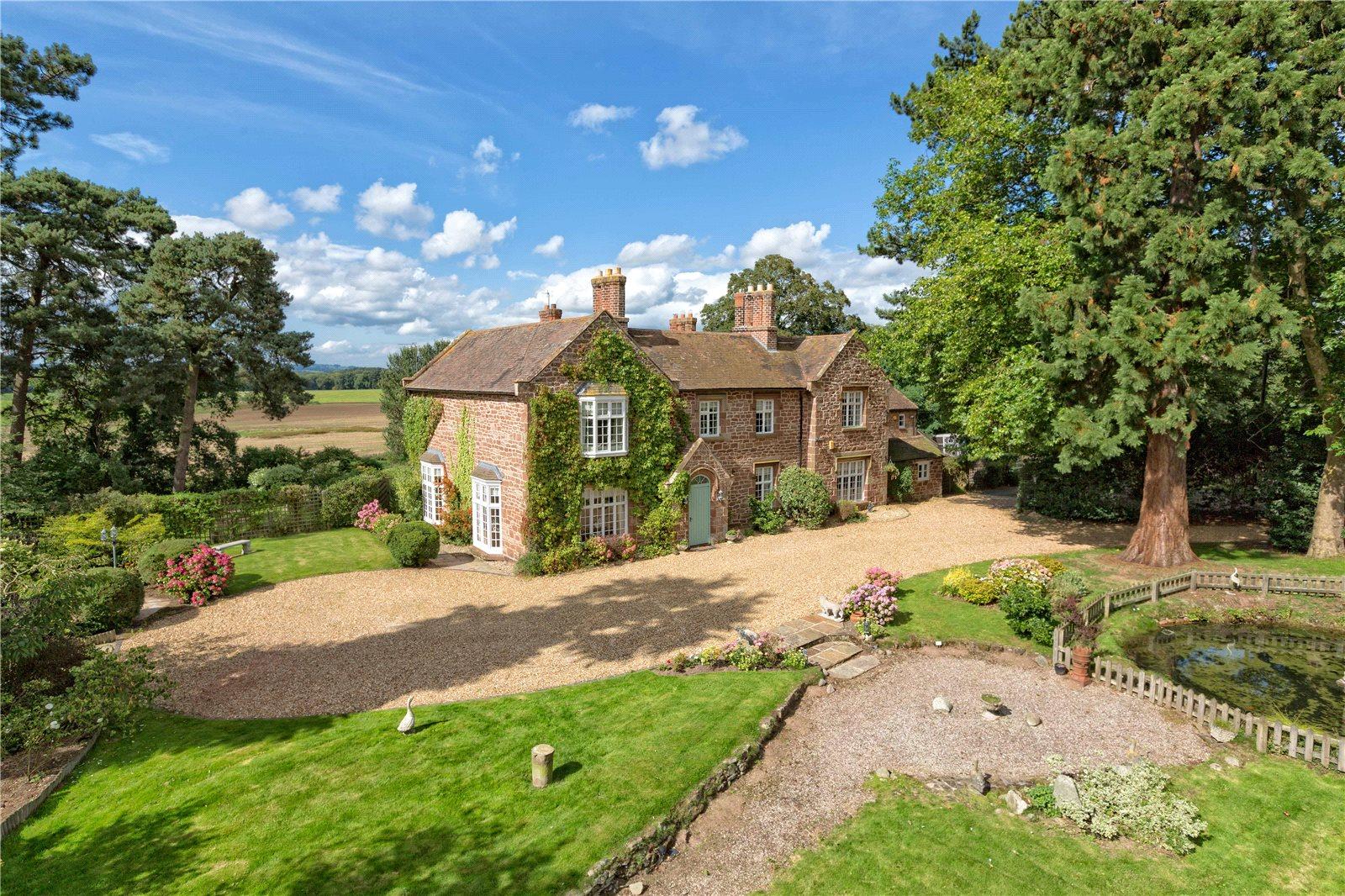 Частный дом для того Продажа на Great Bolas, Shropshire, TF6 Shropshire, Англия