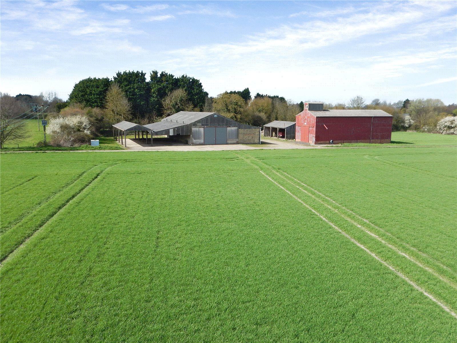 Hayvan Çiftliği/Çiftlik/Ekili Alan için Satış at West Lane, Pirton, Hitchin, Hertfordshire, SG5 Hitchin, Ingiltere