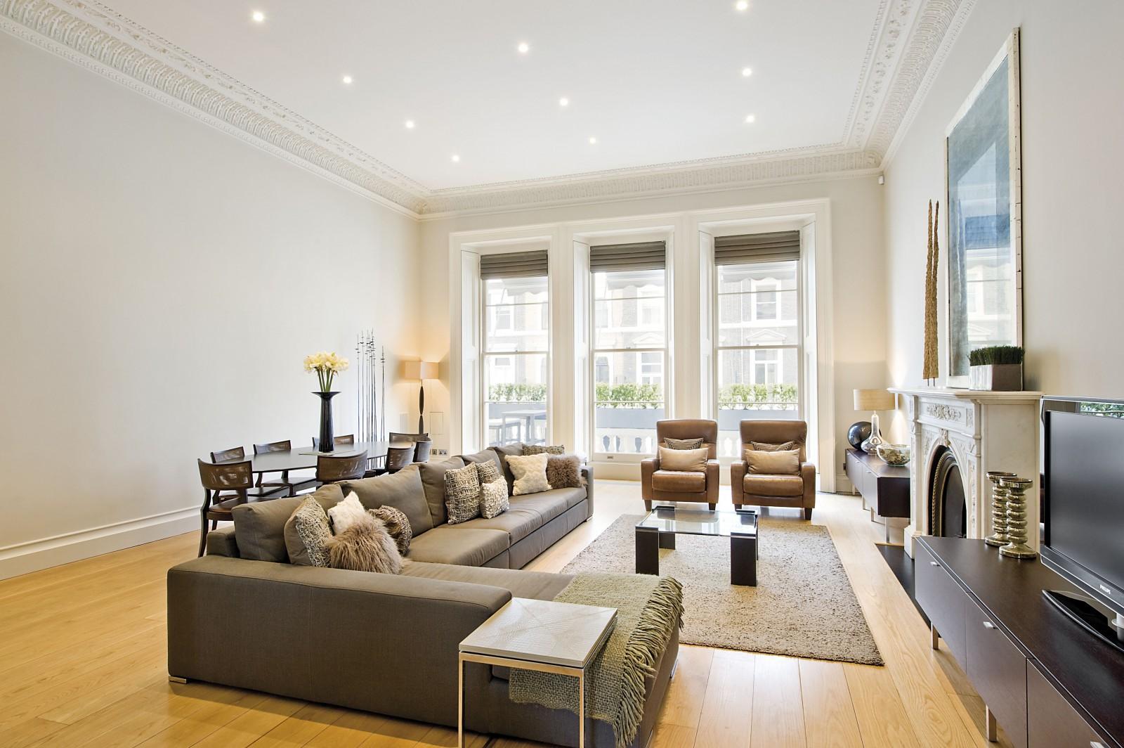 集合住宅 のために 賃貸 アット Cornwall Gardens, South Kensington, SW7 South Kensington, イギリス