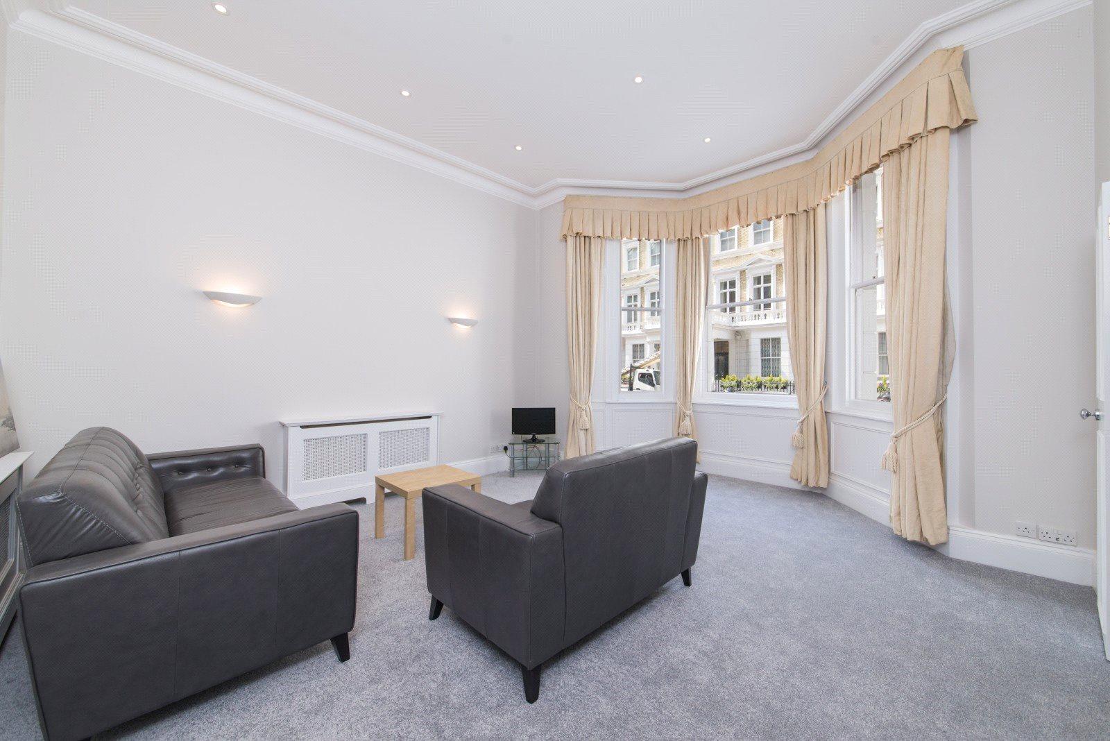 Appartementen voor Huren een t Manson Place, London, SW7 London, Engeland