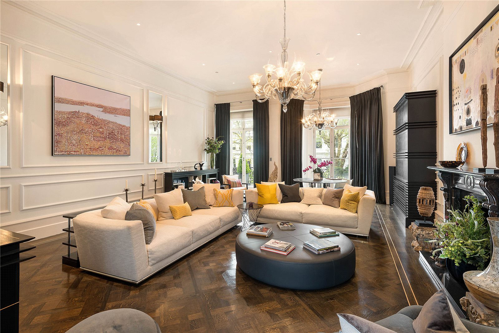 Single Family Home For Sale At Vicarage Gate, Kensington, London, W8  Kensington,
