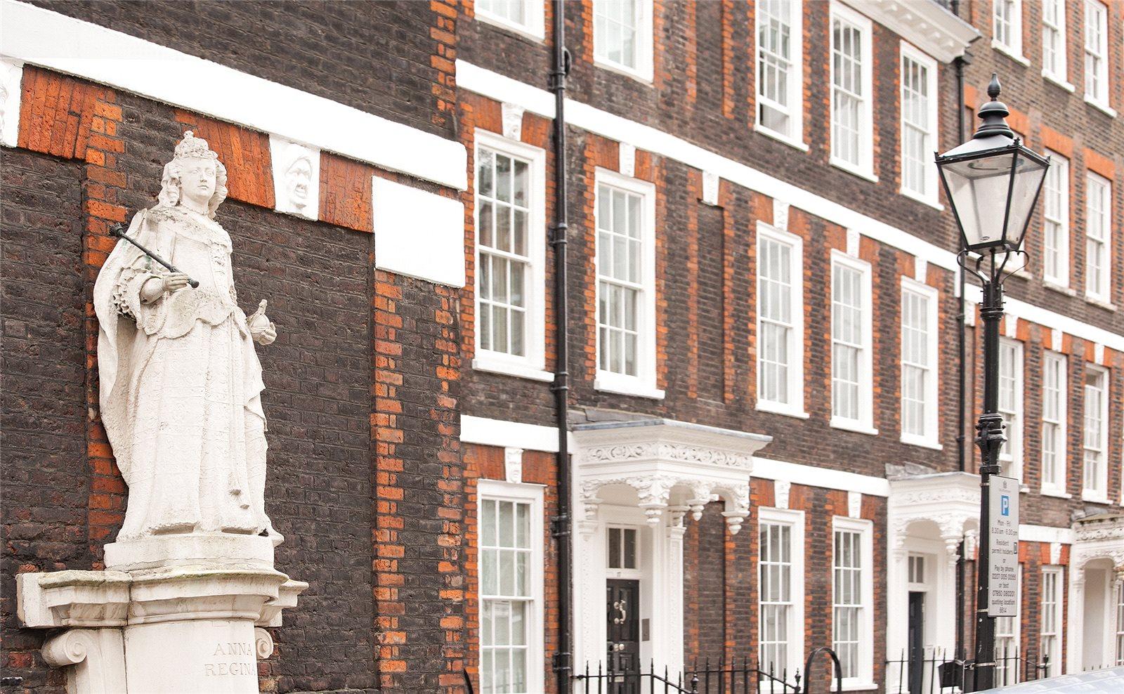 Μονοκατοικία για την Πώληση στο Queen Annes Gate, Westminster, London, SW1H Westminster, London, Αγγλια